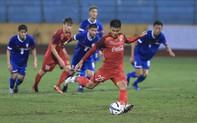 U23 Việt Nam thắng 6 – 1 trước U23 Đài Bắc Trung Hoa