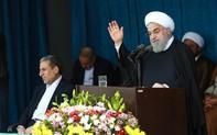 """Iran mạnh tay """"phản đòn"""" Mỹ về trừng phạt"""