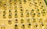 Giá vàng ngày 19/3/2019: Vàng đồng loạt tăng giá