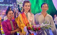 Chung kết Cuộc thi Người đẹp Hoa Ban 2019: Thí sinh Lò Thị Vui dành danh hiệu cao nhất