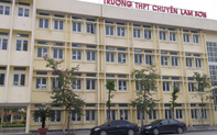 Thanh Hóa kết luận hàng loạt vi phạm ở trường THPT Chuyên Lam Sơn