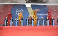 Hà Nội chính thức khởi công đường đua F1