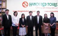 Lần đầu tiên một công ty du lịch hàng đầu Triều Tiên đến Việt Nam gặp gỡ đối tác