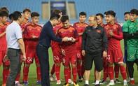 U23 Việt Nam nhận khích lệ lớn trước thềm trận mở màn với U23 Brunei