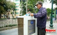 """""""Cây nước sạch"""" miễn phí ở Hà Nội"""