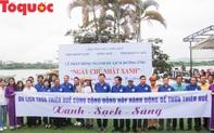 """Ngành Du lịch Thừa Thiên Huế ra quân hưởng ứng """"Ngày chủ nhật xanh"""""""