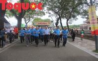Hơn 1.000 người tham gia Ngày chạy Olympic vì sức khỏe toàn dân tại Thừa Thiên Huế