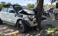 Đang tác nghiệp hiện trường vụ tai nạn, phóng viên bị nhóm người lao vào đánh