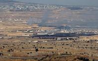 """Chia cắt về Syria khiến Trung Đông """"lặng tiếng"""" trước nóng bóng cao nguyên Golan?"""
