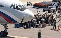 Mỹ gay gắt Nga về máy bay quân sự đến Venezuela