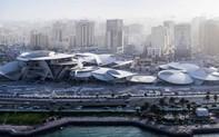 Qatar sắp khánh thành bảo tàng hình bông hồng sa mạc trị giá 434 triệu USD