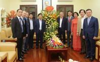 """Bộ trưởng Nguyễn Ngọc Thiện: """"Chiến thắng trước Thái Lan chính là động lực để bóng đá Việt Nam đạt được mục tiêu vô địch SEA Games 30"""""""