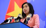 Bộ Ngoại giao bình luận về phát ngôn của phía Trung Quốc về Biển Đông