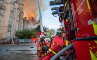 """Lời khuyên của TT Trump hé lộ lựa chọn """"sinh tử"""" của lính cứu hỏa Pháp trong hỏa hoạn Nhà thờ Đức Bà"""