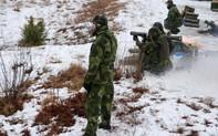 """Sức ép Nga dâng cao, quân lực Thụy Điển """"không yên"""" tại Baltic"""