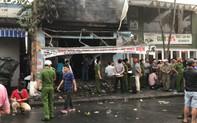 Thừa Thiên Huế: Cửa hàng xe đạp điện cháy lớn trong đêm, 3 người tử vong