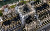 Pháp mở cuộc thi thiết kế phục dựng Nhà thờ Đức Bà Paris