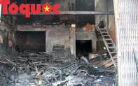 Vụ 3 người tử vong trong đám cháy: Nhà không có lối thoát hiểm, hàng xóm phát hiện nhưng không thể giải cứu
