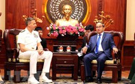 TP Hồ Chí Minh muốn đẩy mạnh hơn hoạt động hợp tác với Hoa Kỳ