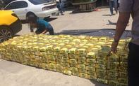 Công an đang làm rõ mối liên quan giữa lô hàng hơn 1,1 tấn ma túy vừa bị bắt tại TPHCM với Nghệ An mới đây