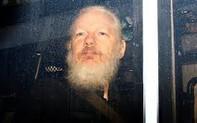 """Thực hư bức ảnh là """"giọt nước tràn ly"""" định đoạt số phận nhà sáng lập WikiLeaks"""