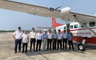 Sắp khai trương đường bay Đồng Hới – Đà Nẵng và dịch vụ bay ngắm cảnh ở Quảng Bình