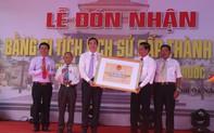 Đà Nẵng: Trao Bằng Di tích Lịch sử cho Căn cứ lõm cách mạng B1 Hồng Phước