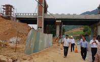 Chủ đầu tư lên tiếng về việc xây cầu vượt qua Quốc lộ 14G