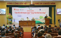 """Viết truyện ngắn về """"Làng Việt thời hội nhập"""" giải thưởng lên đến 50 triệu đồng"""