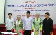 Báo điện tử Tổ Quốc đoạt giải cuộc thi viết về tác hại của Amiăng và sức khỏe cộng đồng