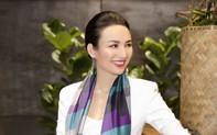 """Hoa hậu Ngọc Diễm đã hết thời ăn mặc """"quê mùa và sến""""?"""
