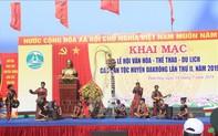 Tưng bừng Lễ hội Văn hóa, Thể thao và Du lịch các dân tộc huyện Đakrông