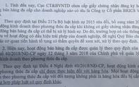 Bài 2: Bộ Công Thương khẳng định chưa cấp phép kinh doanh đa cấp cho Công ty BRICS Việt Nam