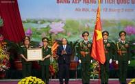 Thủ tướng trao phần thưởng cao quý cho Binh đoàn 12