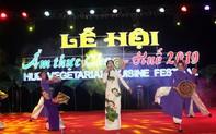 Lễ hội ẩm thực chay Huế 2019 thu hút hàng trăm du khách