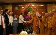 Giáo hội Phật giáo Việt Nam ngày nay đã làm được nhiều việc lợi đạo, ích đời, thực hiện cứu khổ độ sinh