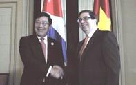 Thắt chặt quan hệ hợp tác toàn diện Việt Nam-Cuba
