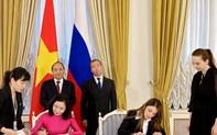 Việt Nam và Nga ký văn bản hợp tác du lịch