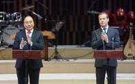 Thủ tướng Việt Nam và Nga hội đàm; cùng dự lễ khai mạc Năm chéo Việt - Nga
