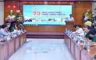 Kỷ niệm 73 năm ngày Truyền thống Phòng chống Thiên tai