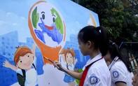 """Hoạt động trải nghiệm nghệ thuật """"Môi trường xanh cho em"""" tại Bảo tàng Mỹ thuật Việt Nam"""