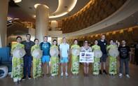 Đội pháo hoa quốc tế đầu tiên của DIFF 2019 đã tới Đà Nẵng