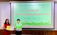 Bộ trưởng Nguyễn Ngọc Thiện trao quyết định bổ nhiệm nhân sự chủ chốt