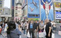 Nhật Bản mở rộng hỗ trợ tiếng nước ngoài và truy cập Wifi miễn phí