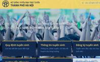 Hà Nội: bắt đầu thử nghiêm đăng ký tuyển sinh trực tuyến vào trường mầm non, lớp 1 và lớp 6