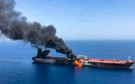 """Iran soi quá khứ suy ra """"chủ mưu"""" vụ tấn công tàu chở dầu Vịnh Oman"""