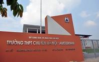 Điểm chuẩn trúng tuyển lớp 6 THPT chuyên Hà Nội - Amsterdam và lớp 6 thí điểm song bằng ở Hà Nội