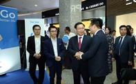 Phó Thủ tướng Vương Đình Huệ gặp gỡ cộng đồng các doanh nghiệp hàng đầu Việt Nam đang kinh doanh tại Myanmar