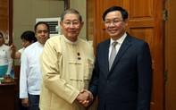 Myanmar nỗ lực đơn giản hóa thủ tục, tạo môi trường đầu tư thông thoáng cho doanh nghiệp Việt Nam