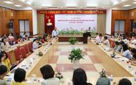 Bộ VHTTDL gặp mặt báo chí nhân dịp kỷ niệm 94 năm ngày báo chí cách mạng Việt Nam